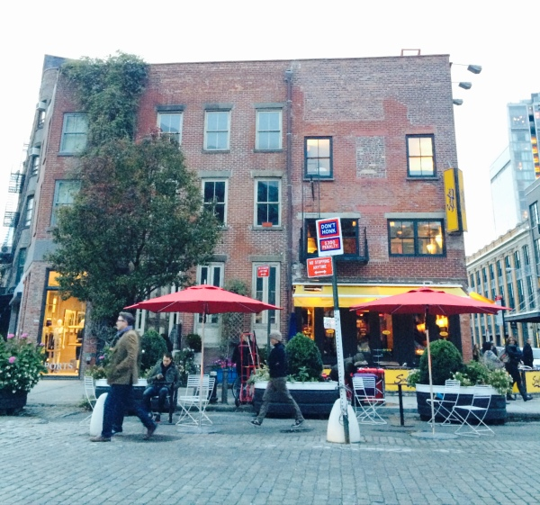 Walks around the Meatpacking District